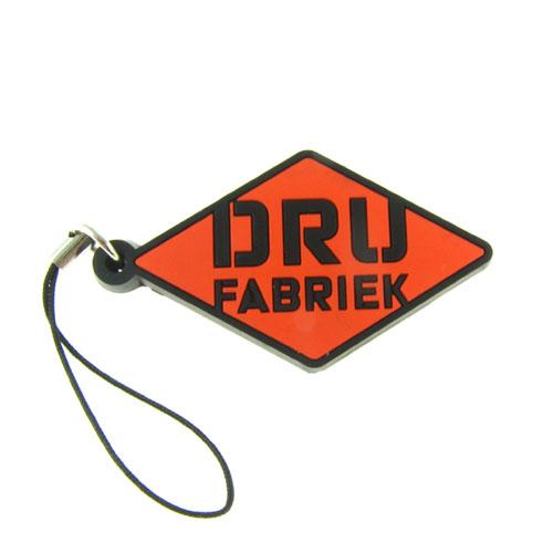 Sleutelhanger Rubber